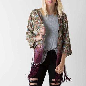Gimmicks Floral Kimono